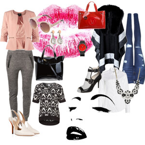 Outfit easy and chic von cansu-z