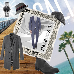 Outfit Be Yourself von Kir