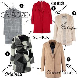 Outfit Mantel - die aktuellen Trends von domodi