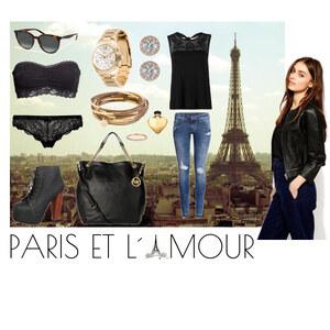 Outfit PARIS ET L´AMOUR von Rosalie