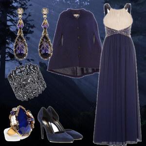 Outfit Eine wunderbare Nacht von Mbali