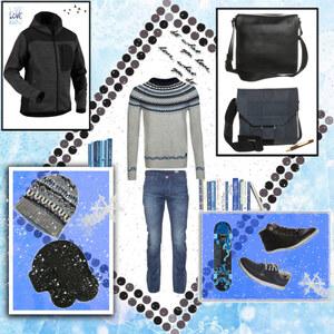 Outfit Fils d'hiver von Kir