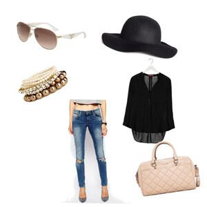 Outfit Casual von Corina Costiuc