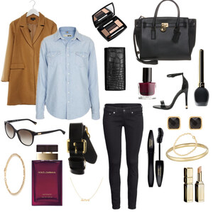 Outfit Casual Chic von Franzisca