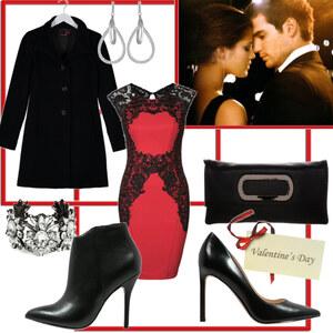 Outfit Valentine's day von eine_hexe