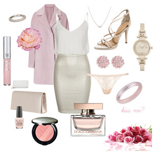 Outfit Would you be my Valentine? von Franzisca