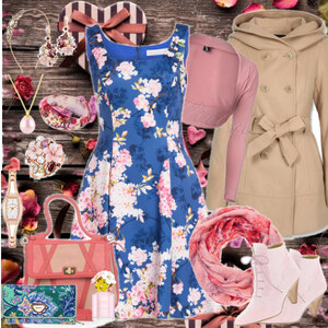 Outfit Flower Princess von Mbali