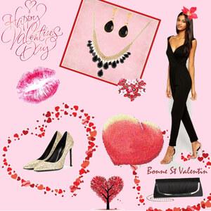 Outfit Happy Valentine's Day von Kir