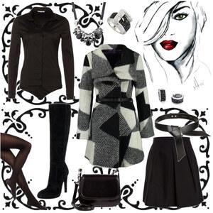 Outfit Black Live von A.N.N.A