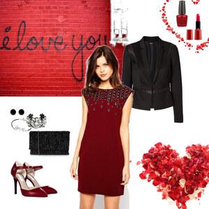 Outfit Valentine von Eleen