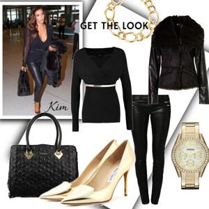 Outfit Lady in black von eine_hexe