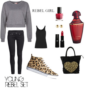 Outfit Rebel Girl von Miry