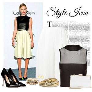 Outfit style icon von Ania Sz