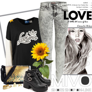 Outfit lakers von Ania Sz
