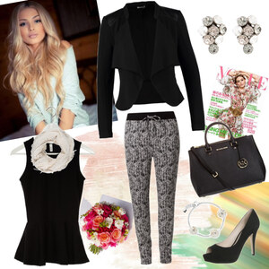 Outfit the feeling of fashion von sophie-in-love