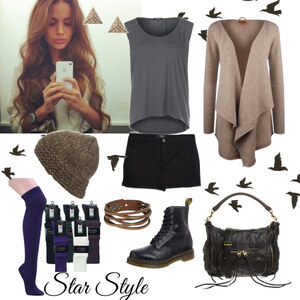 Outfit Taylor Momsen von Claudia Giese