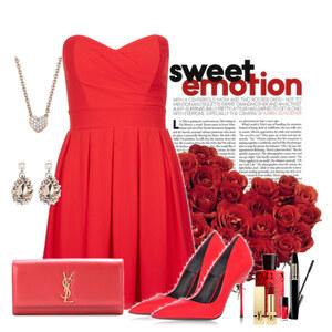 Outfit Sweet Emotion von Justine