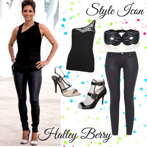 Outfit Halley Berry Style von Mbali