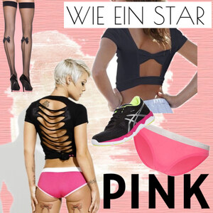 Outfit Pink von Mbali