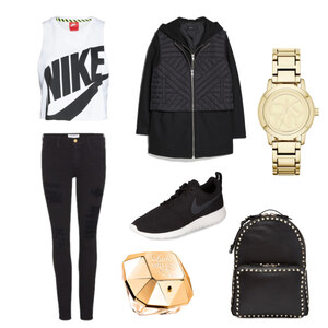 Outfit Sporty Nike OutweAR von BB Foxy