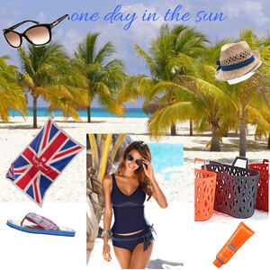 Outfit one day in the sun von Charliee