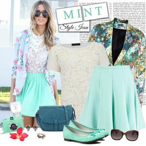Outfit i love mit von Ania Sz