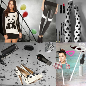 Outfit #Panda von Charliee