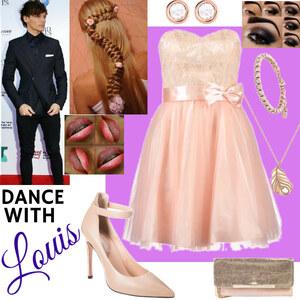 Outfit Dance with louis von Lisa Bunzel