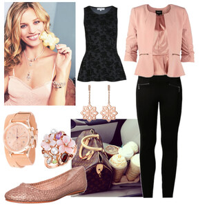 Outfit chic von Claudia Giese