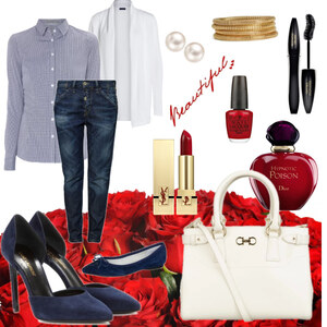 Outfit Beautiful von Miry