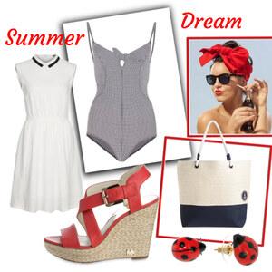 Outfit Summer Dream von Elisa