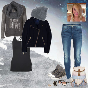 Outfit Boyfriend Style von Annika