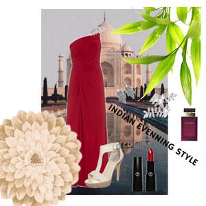 Outfit Indian Evenning Style von slisamaria