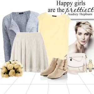 Outfit happy von Ania Sz
