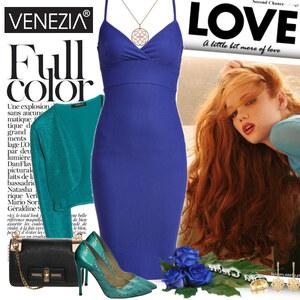 Outfit love venezia von Ania Sz