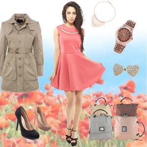Outfit Pretty in Pink von Lesara