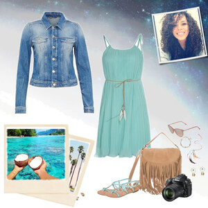 Outfit Summer Days von Annika