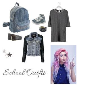 Outfit School Outfit von Annika