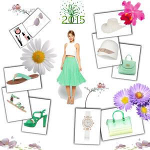 Outfit Frühling 2015 von Kir