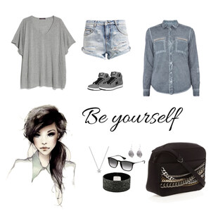 Outfit Be yourself von Annika