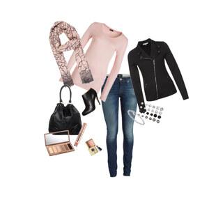 Outfit Rosé von darktears1
