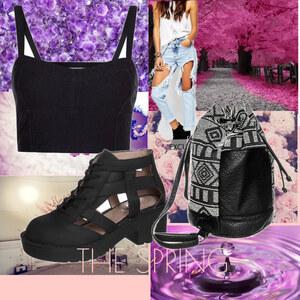 Outfit the spring von Soraya Loch