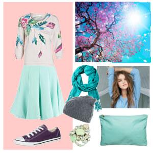 Outfit Hauptsache an die frische Luft! von Claudia Giese