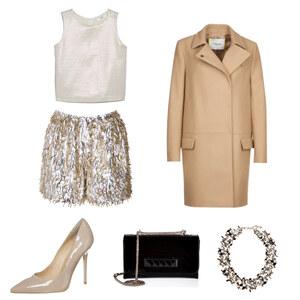 Outfit Glittermonday von BB Foxy