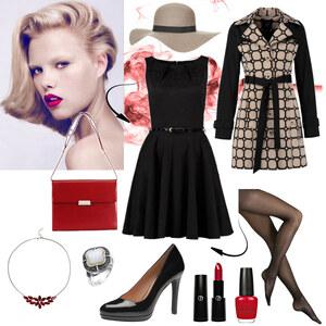 Outfit Lovely Ms. Holmes  von Annik