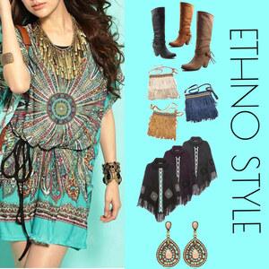 Outfit Ethno Style von Lesara