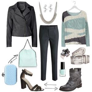 Outfit Business-Hose ohne Business von Annik