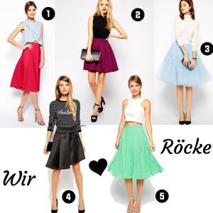 Outfit Tolle Röcke von domodi