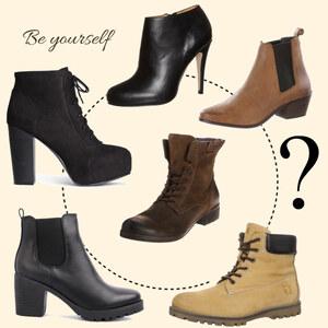Outfit Trendige Schuhe von domodi