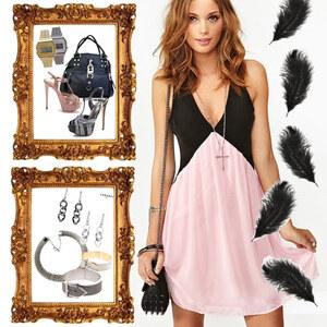 Outfit Federleichtes Outfit von Lesara